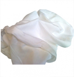 White Polishing Cloths 5Kg Box