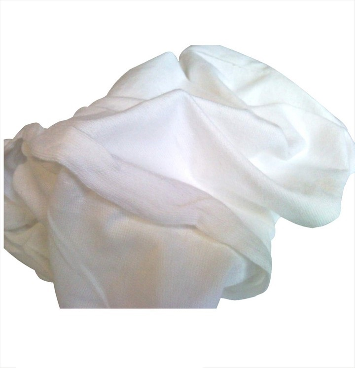 White Polishing Cloths 10Kg Box