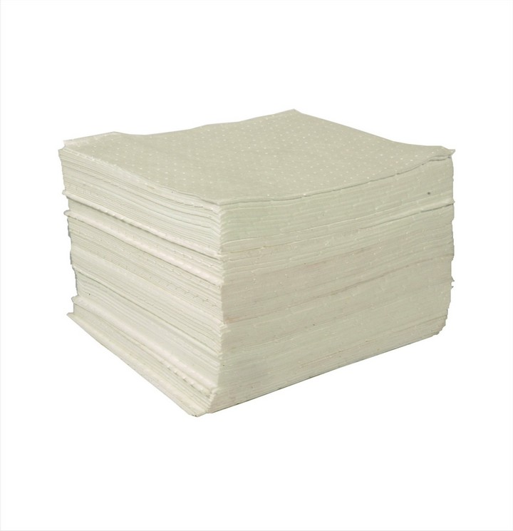Oil & Fuel Absorbent Pads 85ltr (100 pack) OB100M