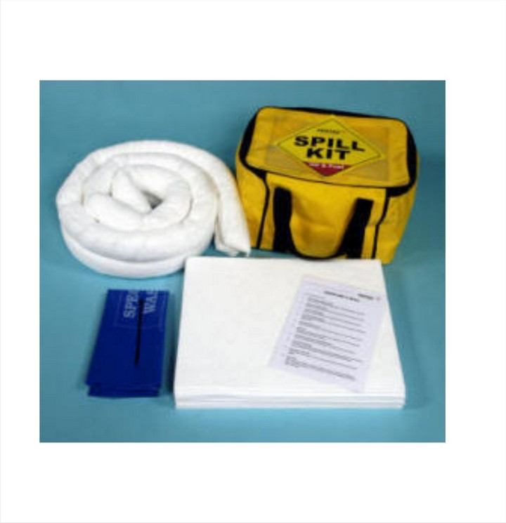 Oil & Fuel Spill Kit 35ltr Cube Bag OSKC