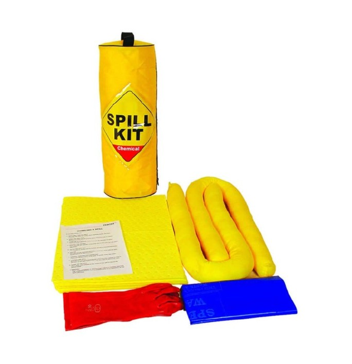 Forklift Spill Kit Chemical 20ltr CSKFT