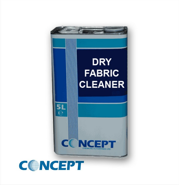 Concept Dry Fabric Cleaner (5ltr)